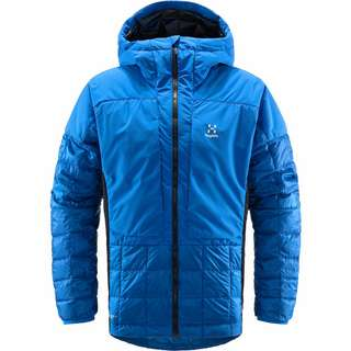 Haglöfs Nordic Mimic Hood Outdoorjacke Herren Storm Blue/True Black