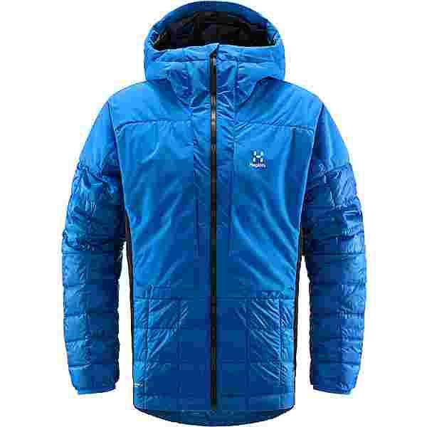 Haglöfs Nordic Mimic Hood Outdoorjacke Herren Storm Blue/True Black