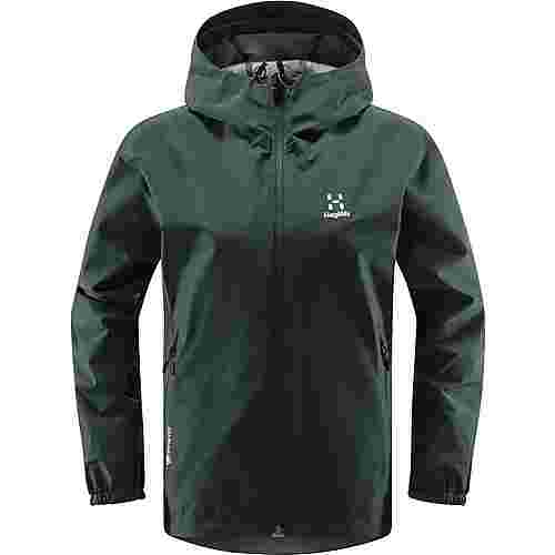 Haglöfs GORE-TEX® Betula GTX Jacket Hardshelljacke Damen Fjell Green