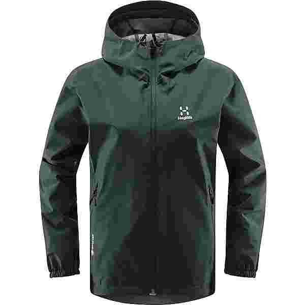 Haglöfs GORE-TEX Betula GTX Jacket Hardshelljacke Damen Fjell Green