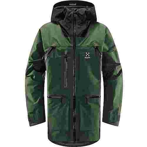 Haglöfs GORE-TEX® Vassi GTX Pro Jacket Hardshelljacke Herren Fjell Green/True Black