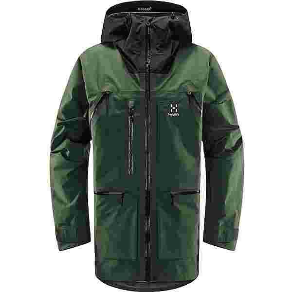 Haglöfs GORE-TEX Vassi GTX Pro Jacket Hardshelljacke Herren Fjell Green/True Black