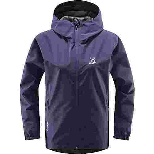 Haglöfs GORE-TEX® Betula GTX Jacket Hardshelljacke Damen Purple Rain