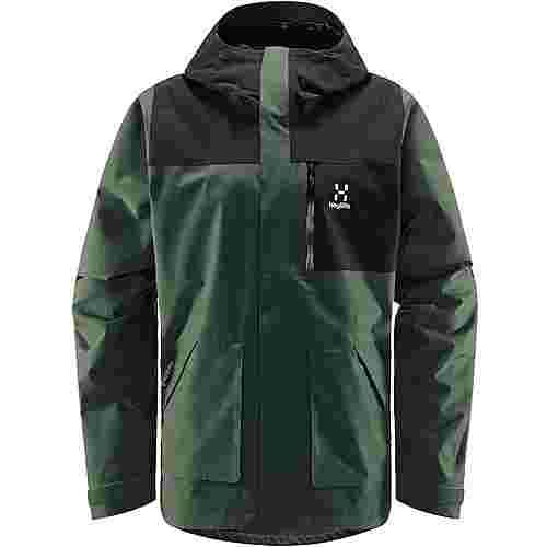 Haglöfs GORE-TEX® Vide GTX Jacket Hardshelljacke Herren Fjell Green/True Black