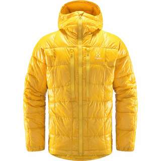 Haglöfs Roc Mimic Hood Outdoorjacke Herren Pumpkin Yellow