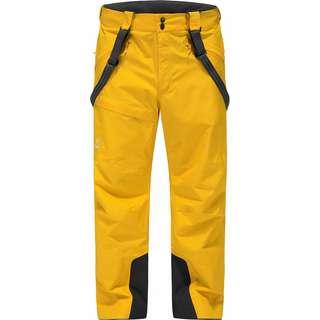 Haglöfs Lumi Loose Pant Funktionshose Herren Pumpkin Yellow