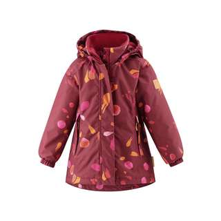 reima Toki Winterjacke Kinder Lingonberry red