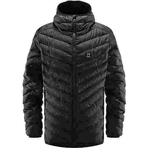 Haglöfs Särna Mimic Hood Outdoorjacke Herren True Black