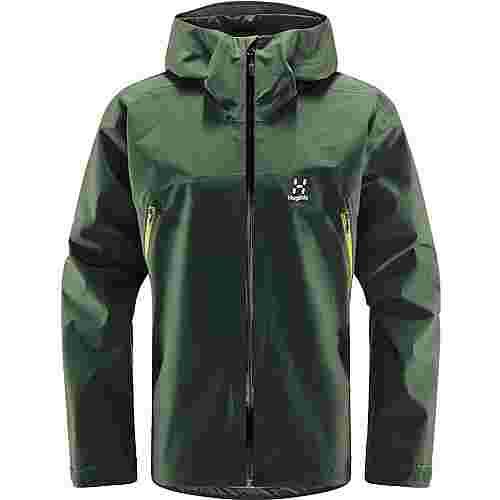 Haglöfs GORE-TEX® Roc GTX Jacket Hardshelljacke Herren Fjell Green