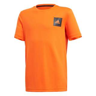 adidas AEROREADY T-Shirt T-Shirt Kinder Orange / Orange / Black