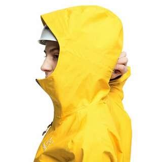 Haglöfs GORE-TEX® Roc GTX Jacket Hardshelljacke Damen Pumpkin Yellow