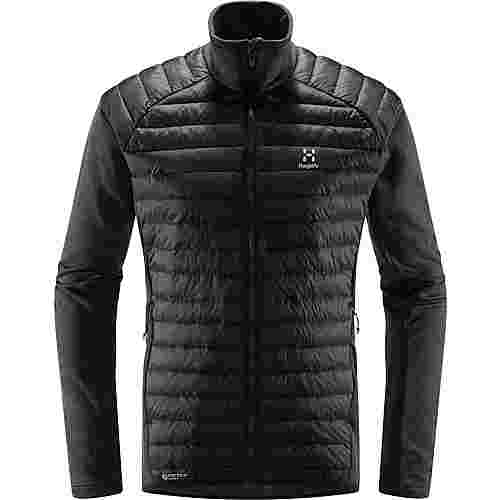 Haglöfs Mimic Hybrid Jacket Outdoorjacke Herren True Black