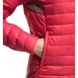 Haglöfs Spire Mimic Hood Outdoorjacke Damen Hibiscus Red