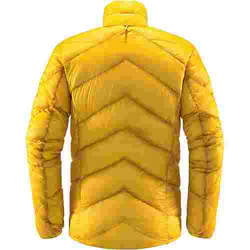 Haglöfs L.I.M Essens Jacket Outdoorjacke Damen Pumpkin Yellow