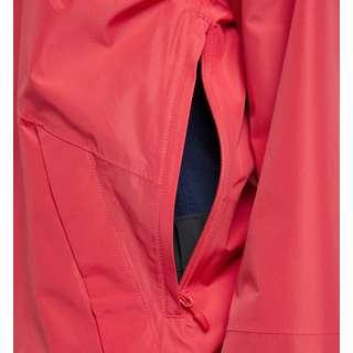 Haglöfs Skuta Jacket Hardshelljacke Damen Hibiscus Red