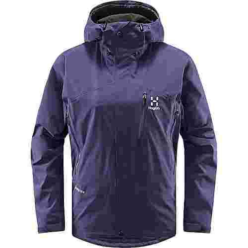 Haglöfs GORE-TEX® Astral GTX Jacket Hardshelljacke Damen Purple Rain