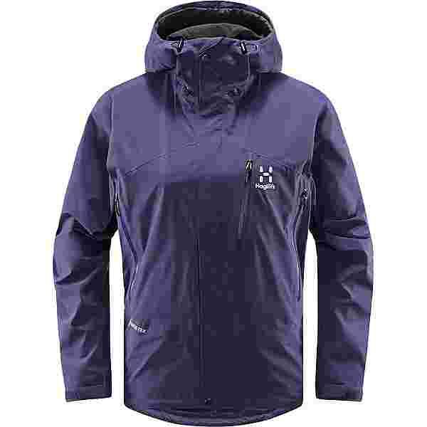 Haglöfs GORE-TEX Astral GTX Jacket Hardshelljacke Damen Purple Rain