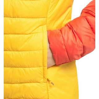 Haglöfs Spire Mimic Hood Outdoorjacke Herren Pumpkin Yellow/Habanero