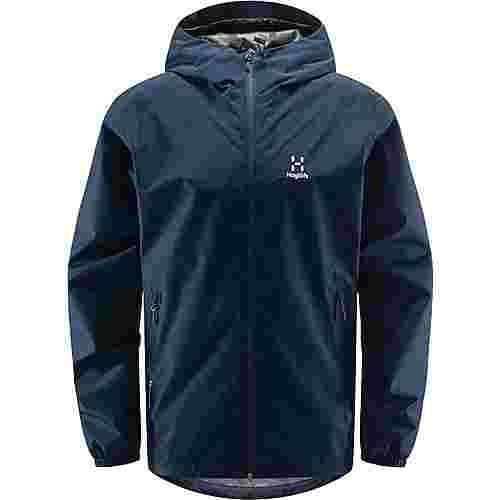 Haglöfs GORE-TEX® Betula GTX Jacket Hardshelljacke Herren Tarn Blue