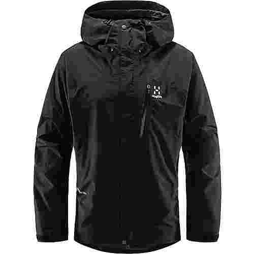Haglöfs GORE-TEX® Astral GTX Jacket Hardshelljacke Herren True Black