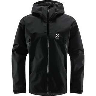 Haglöfs GORE-TEX® Roc GTX Jacket Hardshelljacke Herren True Black