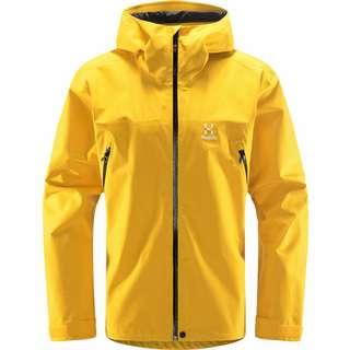 Haglöfs GORE-TEX® Roc GTX Jacket Hardshelljacke Herren Pumpkin Yellow