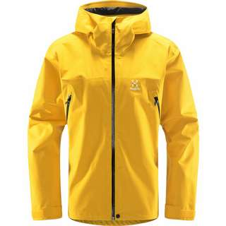 Haglöfs GORE-TEX Roc GTX Jacket Hardshelljacke Herren Pumpkin Yellow