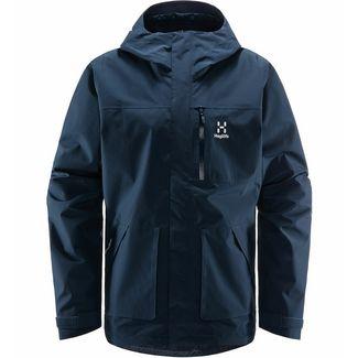 Haglöfs GORE-TEX® Vide GTX Jacket Hardshelljacke Herren Tarn Blue