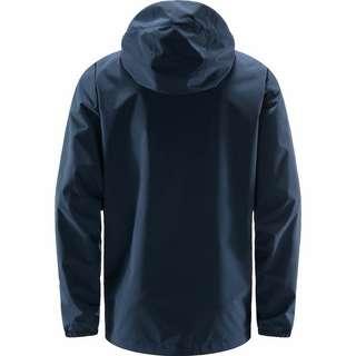Haglöfs Buteo Jacket Hardshelljacke Herren Tarn Blue