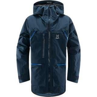 Haglöfs GORE-TEX® Vassi GTX Pro Jacket Hardshelljacke Herren Tarn Blue