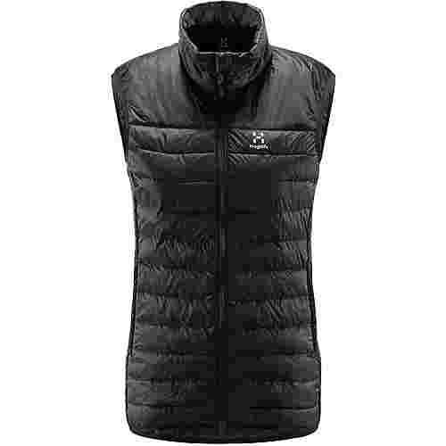 Haglöfs Spire Mimic Vest Outdoorweste Damen True Black