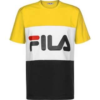 FILA Day T-Shirt Herren gelb/schwarz
