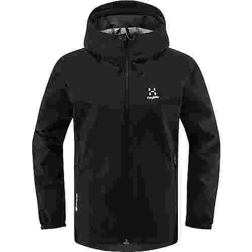 Haglöfs GORE-TEX® Betula GTX Jacket Hardshelljacke Damen True Black