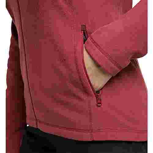 Haglöfs Astro Lite Jacket Fleecejacke Damen Brick Red