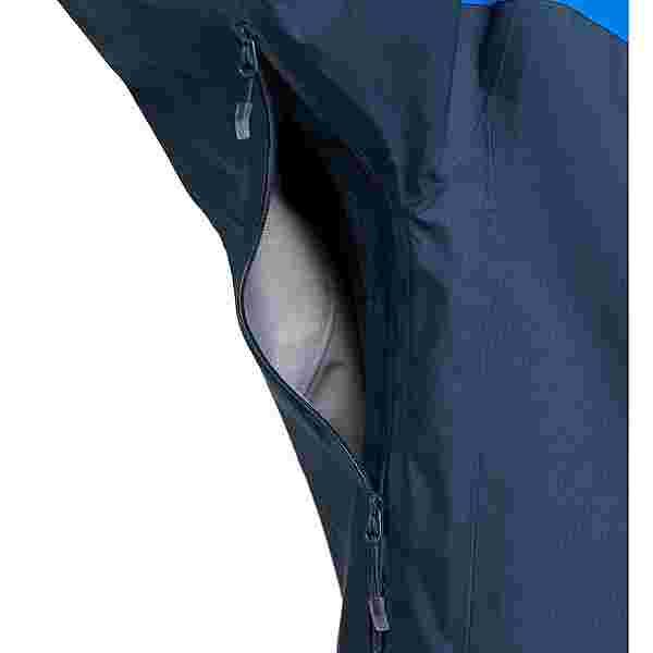 Haglöfs GORE-TEX Spitz Jacket Hardshelljacke Herren Tarn Blue/Storm Blue
