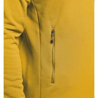 Haglöfs Elation Hood Fleecejacke Herren Pumpkin Yellow