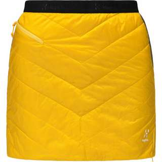 Haglöfs L.I.M Barrier Skirt Outdoorrock Damen Pumpkin Yellow