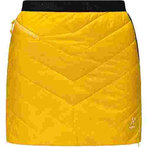 Haglöfs L.I.M Barrier Skirt Outdoorrock Damen Pumpkin Yellow