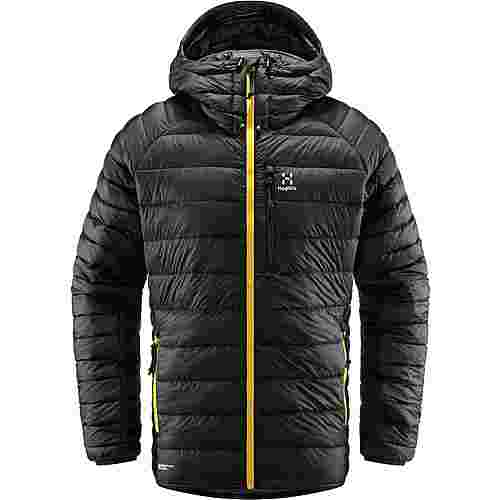 Haglöfs V series Mimic Hood Outdoorjacke Herren True Black