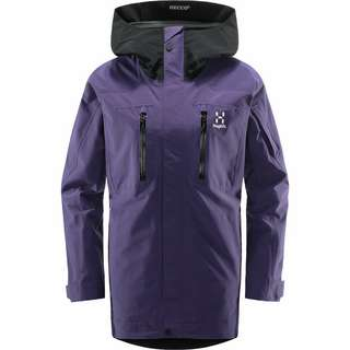 Haglöfs GORE-TEX® Elation GTX Jacket Hardshelljacke Damen Purple Rain/True Black
