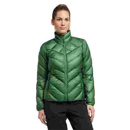 Haglöfs L.I.M Essens Jacket Outdoorjacke Damen Trail Green