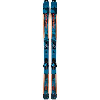 Dynafit Seven Summits+ Set Tourenski blue-red