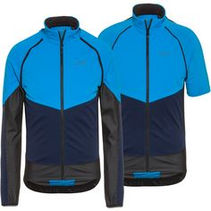 GORE® WEAR GORE-TEX C3 INFINIUM™ PHANTOM Jacke Fahrradjacke Herren dynamic cyan-orbit blue