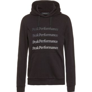 Peak Performance Ground Hoodie Herren black