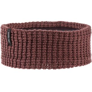 Arcteryx Chunky Knit Stirnband inertia heather