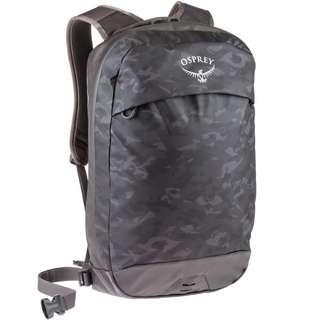 Osprey Rucksack Transporter Panel Loader Daypack camo black