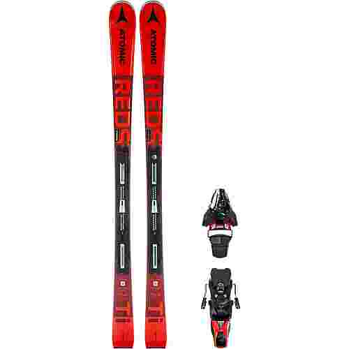 ATOMIC REDSTER TI + F 12 GW All-Mountain Ski green grey
