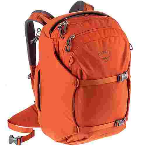 Osprey Porter 30 Reiserucksack umber orange