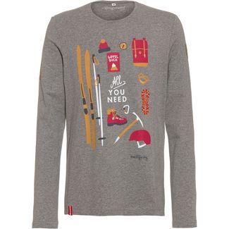 Almgwand GAISLACHALM Sweatshirt Damen weiß rot im Online