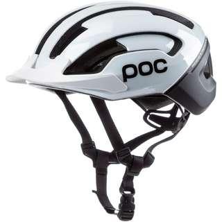 POC Omne Air Resistance SPIN Fahrradhelm HYDROGEN WHITE
